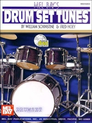 Drumset Tunes Bok and CD