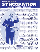 Progressive Steps to Syncopation Drum Book