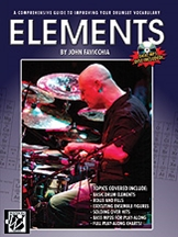 Elements Drum Book and CD