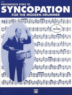 Progressive Steps to Syncopation for the Modern Drummer 1