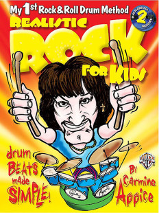 Realistic Rock for Kids (My 1st Rock & Roll Drum Method) 1