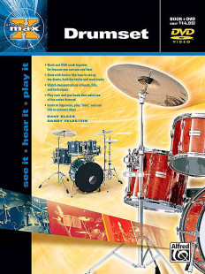 Alfred's MAX Drumset 1