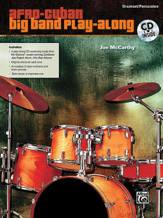 Afro-Cuban Big Band Play-Along for Drumset/Percussion 1