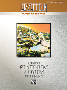 Led Zeppelin -- Houses of the Holy Platinum Drums 1