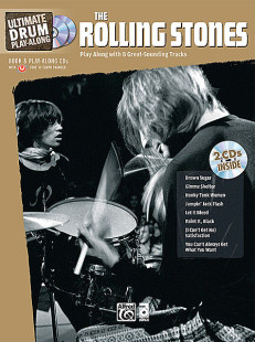 Ultimate Drum Play-Along Rolling Stones 1