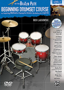 On the Beaten Path -- Beginning Drumset Course, Level 2 1