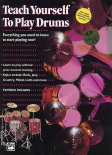 Teach Yourself To Play Drums - Book/CD 1