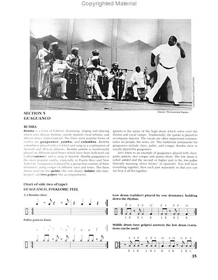 an introduction to the history of the drumset Throughout our relatively brief musical history there  i mentioned in the introduction that other styles  latin drumset techniques by.