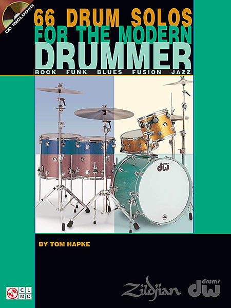 66 Drum Solos For The Modern Drummer 1