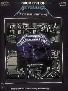 Ride The Lightning - Drums 1