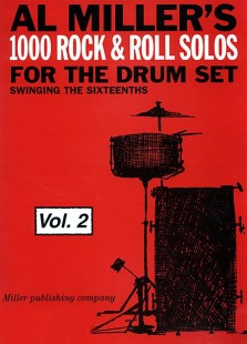 Al Miller's 1,000 Solos for the Drum Set 1