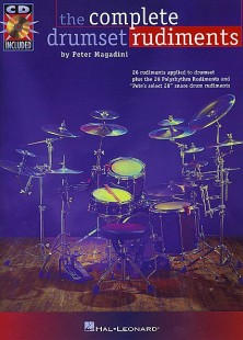 The Complete Drumset Rudiments 1