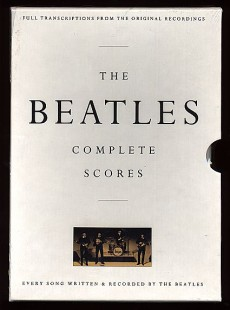 The Beatles - Complete Scores 1