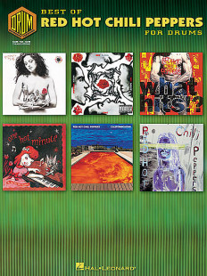 Best of Red Hot Chili Peppers for Drums 1