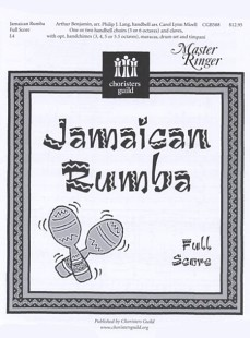 Jamaican Rumba - Full Score and Parts 1