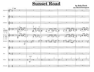 Sunset Road 2