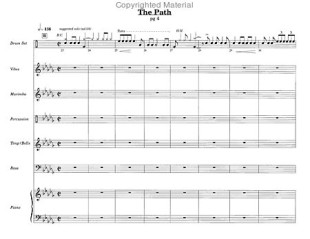 The Path / Drum Set Feature 4