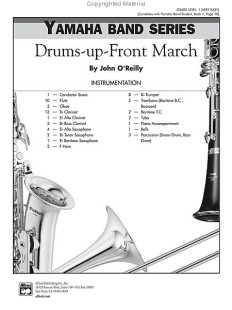 Drums-up-Front March 2