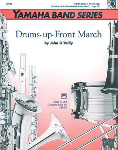 Drums-up-Front March 1