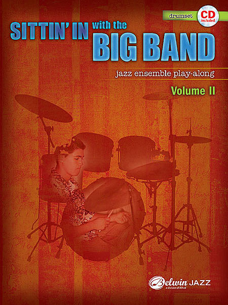 Sittin' In with the Big Band, Volume 2 1