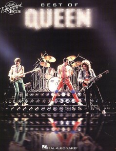 Best of Queen - Transcribed Score 1
