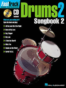 FastTrack Drums Songbook 2 - Level 2 1
