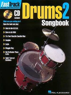 FastTrack Drums Songbook 1 - Level 2 1