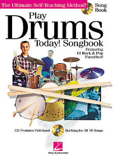 Play Drums Today! Songbook 1