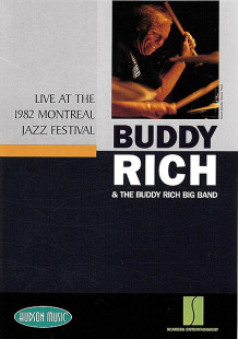 Buddy Rich - Live at the 1982 Montreal Jazz Festival 1