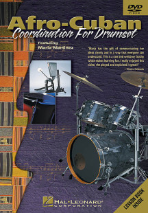 Afro-Cuban Coordination for Drumset 1