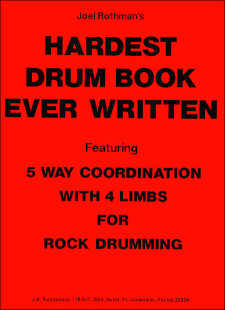 Hardest Drum Book Ever Written 1