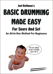 Basic Drumming Made Easy (For Snare and Set) 1