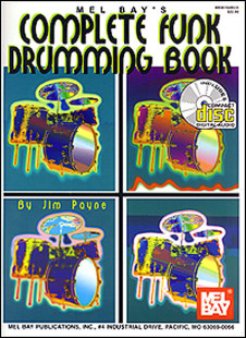 Complete Funk Drumming Book 1
