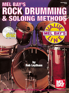 Rock Drumming & Soloing Methods 1