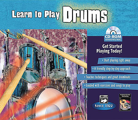 Learn to play drum solos